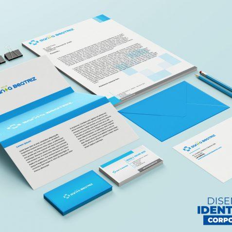 Creatibot - Diseño de Identidad Corporativa