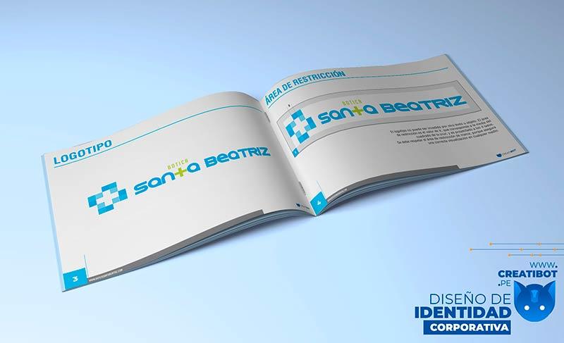 Creatibot - Diseño de Papelería