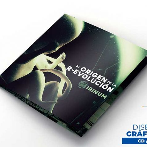 Creatibot - Diseño de CDs & DVDs