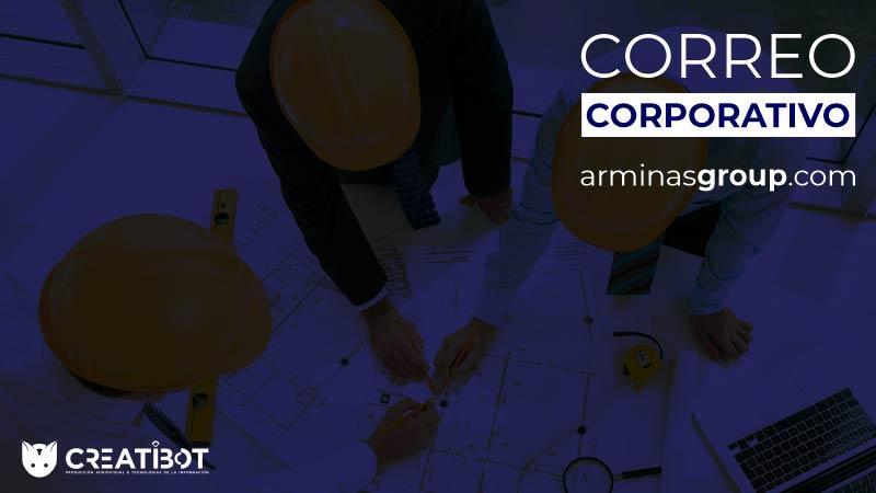 Creatibot - Correo Corporativo